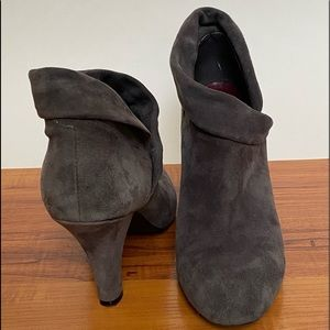 Enzo Angiolini -  Suede Bootie